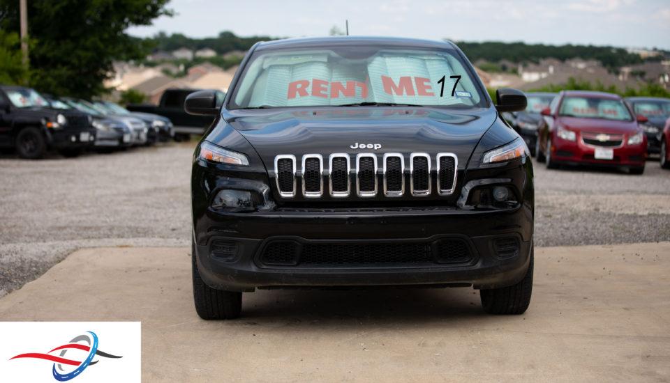 Jeep Cherokee Sport 4WD