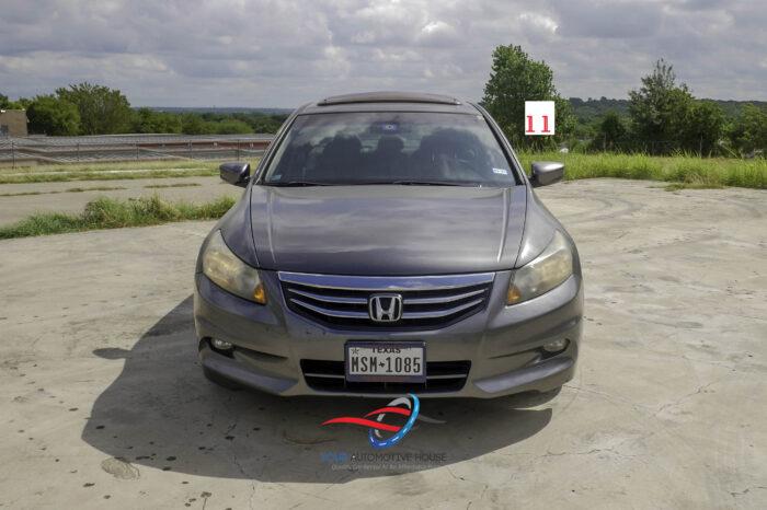 2012 Honda Accord EXL Sedan